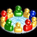 Network, Social icon