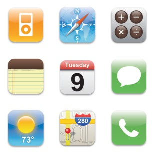 openPhone icon sets preview