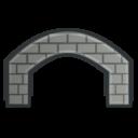 bridge,stone icon