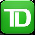 Bank, Td icon