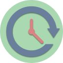 calendar, time, schedule, alarm, clock, plan, timer icon