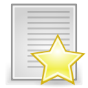 text, file, author, document icon
