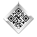 Android, Code, Qr icon
