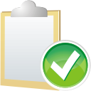 note accept icon
