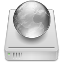 File Server Disconnected icon