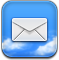 email, mail, message, envelop, letter icon
