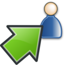 move,waiting,participant icon