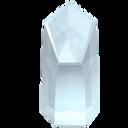 quartz, crystal icon