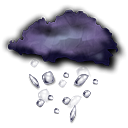 big rain icon