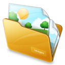 Folder images icon