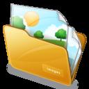 Folder images icon