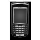 Blackberry, x icon