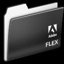 , Adobe, Flex, Folder icon