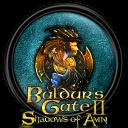 Baldur s Gate 2 Shadows of Amn 1 icon