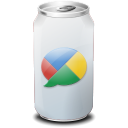 Buzz, Drink, Google, texto, Web icon