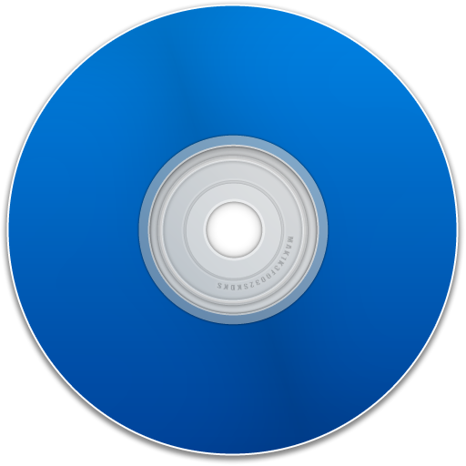 disc, cd, blank, save, empty, dvd, disk, blue icon