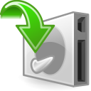 document, file, save, paper icon