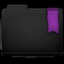 Purple, Ribbon icon