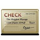 Check, Echeck icon