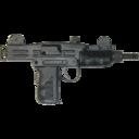 uzi,pistol,mini icon
