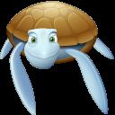 turtle, animal icon
