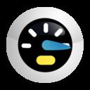 speed,bandwidth,performance icon
