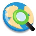 search, web, seek, find icon