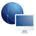 imac, network icon