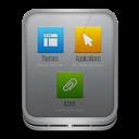 Eqo, Launchpad icon