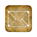 letter, email, mail, message, square, envelop icon
