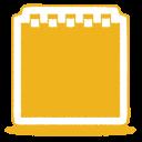 yellow, 34 icon