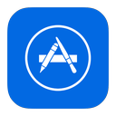 store, mac, app, metroui icon