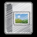 album, photo icon