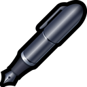 edit, caligraphic, word, write, pen icon