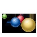 Balls, Google icon