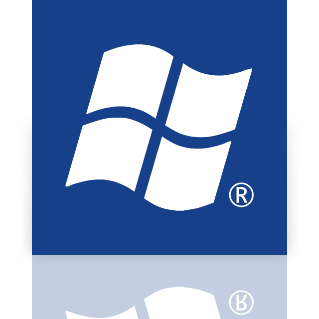 mirror, windows icon