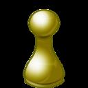white,pawn icon