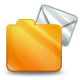 Messages, Saved icon
