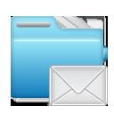 Email, Folder icon