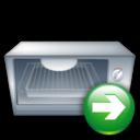 Next, Oven icon