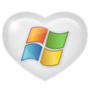 social, media, windows icon