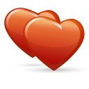 love, valentine's day, hearts icon