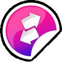 Purple, Transfer icon