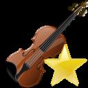 Fav, Violin icon