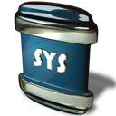File, Sys icon