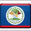 Belize Flag icon