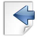 document, import icon