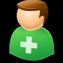 user,web,netvibes icon