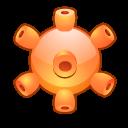 virus detected icon