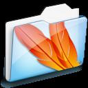 Folder CS2 ImageReady icon